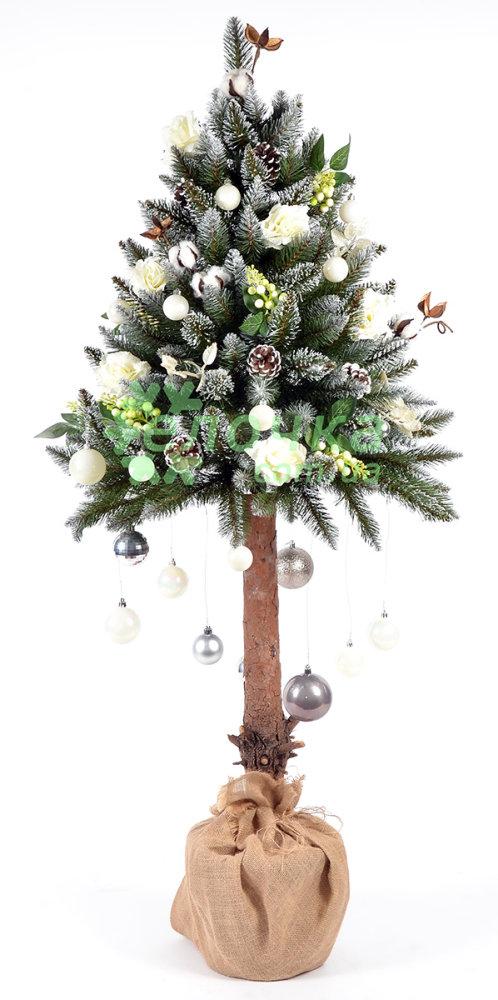 Купить CHRISTMAS WHITE CAPRICE - искусственная елка с ...